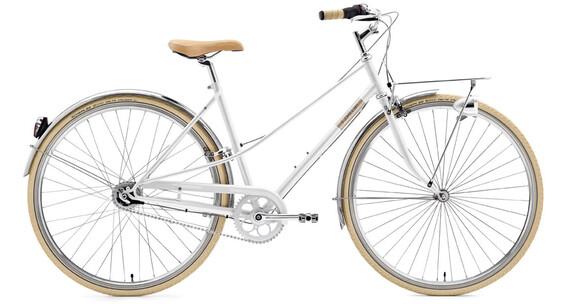 Creme Caferacer Solo - Vélo de ville - blanc